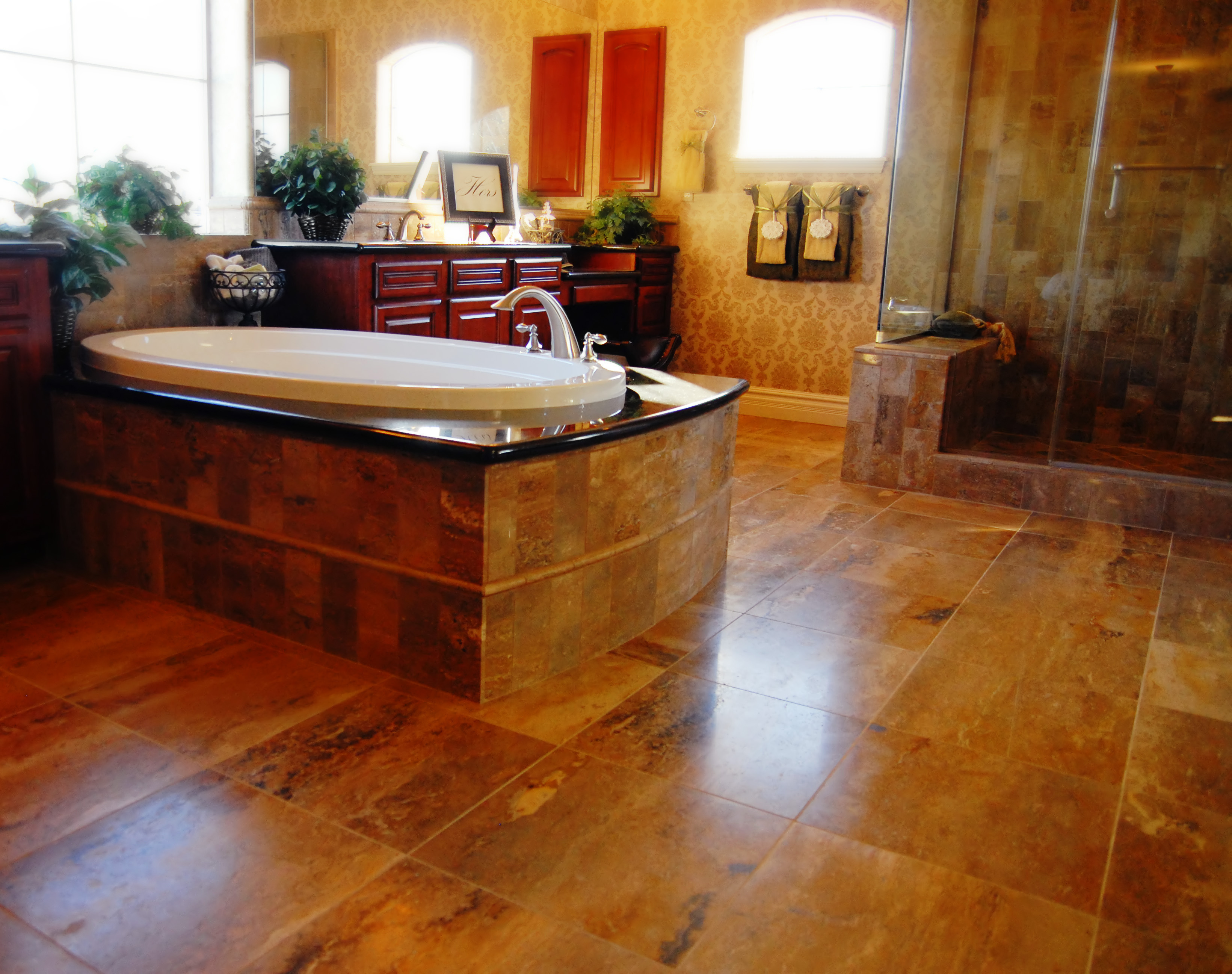 Stone Tile Flooring in Plaistow, NH